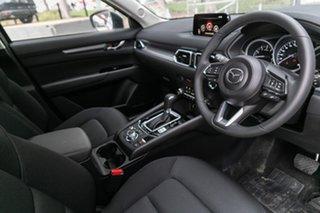 2019 Mazda CX-5 KF2W7A Maxx SKYACTIV-Drive FWD Sport Sonic Silver 6 Speed Sports Automatic Wagon