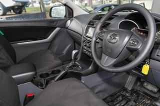 2019 Mazda BT-50 UR0YG1 XT Aluminium 6 Speed Sports Automatic Cab Chassis