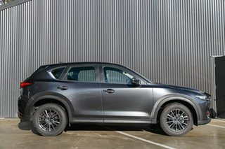 2019 Mazda CX-5 CX-5 H 6AUTO MAXX SPORT PETROL FWD Machine Grey Wagon.