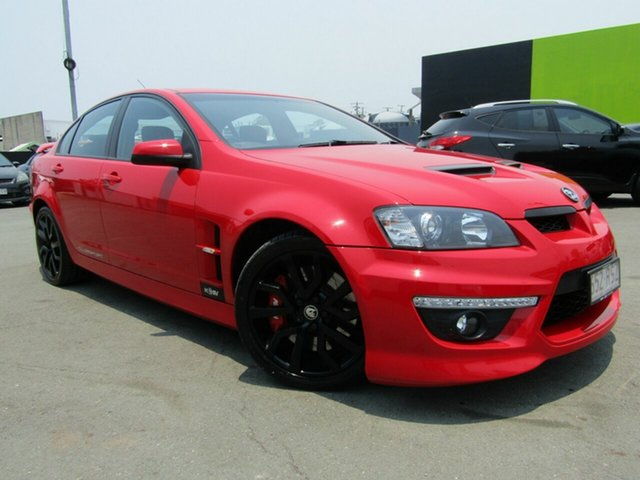 Used Holden Special Vehicles ClubSport E3 R8, 2011 Holden Special Vehicles ClubSport E3 R8 Red 6 Speed Manual Sedan