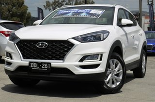 2019 Hyundai Tucson TL4 MY20 Active 2WD Pure White 6 Speed Automatic Wagon