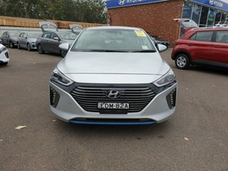2019 Hyundai Ioniq AE.2 MY19 hybrid DCT Premium Platinum Silver 6 Speed Sports Automatic Dual Clutch.