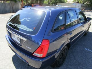 2001 Ford Laser KQ LXI 4 Speed Automatic Hatchback