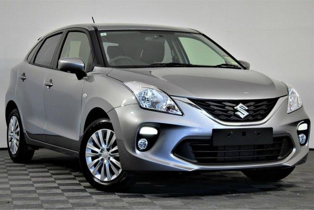 New Suzuki Baleno EW Series II GL, 2019 Suzuki Baleno EW Series II GL Premium Silver 4 Speed Automatic Hatchback