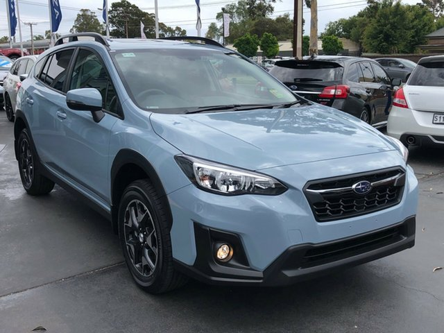 New Subaru XV G5X MY19 2.0i Premium Lineartronic AWD, 2019 Subaru XV G5X MY19 2.0i Premium Lineartronic AWD Cool Grey Khaki 7 Speed Constant Variable