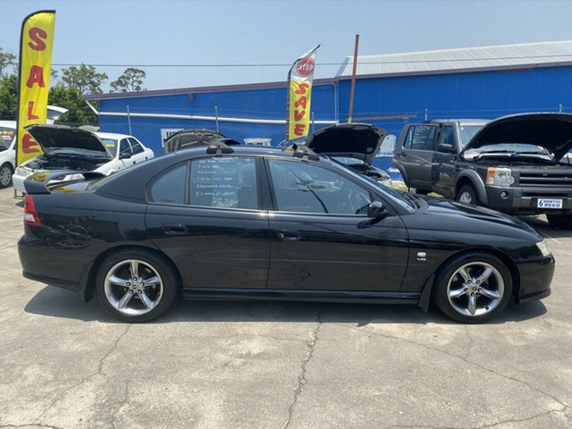 Used Holden Commodore VY S, 2003 Holden Commodore VY S Black 4 Speed Automatic Sedan