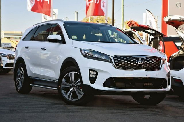 Demo Kia Sorento UM MY19 GT-Line AWD, 2019 Kia Sorento UM MY19 GT-Line AWD Swp 8 Speed Sports Automatic Wagon
