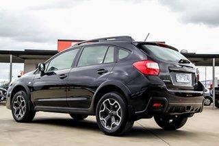 2013 Subaru XV G4X MY14 2.0i Lineartronic AWD Crystal Black 6 Speed Constant Variable Wagon.