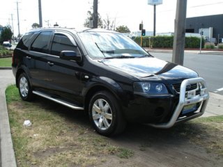 2008 Ford Territory SY SR2 RWD Silhouette 4 Speed Sports Automatic Wagon.