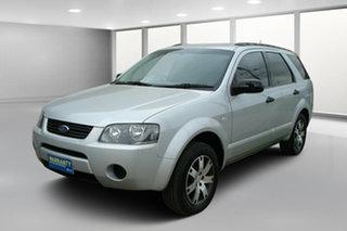 2008 Ford Territory SY SR RWD Lightning Strike 4 Speed Sports Automatic Wagon.