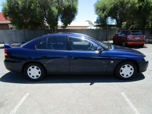 Used Holden Commodore VY Executive, 2002 Holden Commodore VY Executive 4 Speed Automatic Sedan