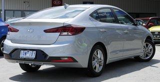 2019 Hyundai Elantra AD.2 MY19 Active Typhoon Silver 6 Speed Sports Automatic Sedan