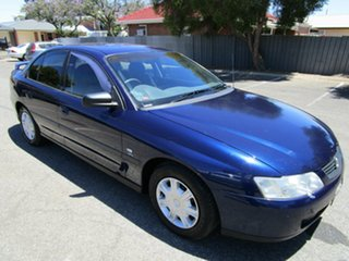 2002 Holden Commodore VY Executive 4 Speed Automatic Sedan.