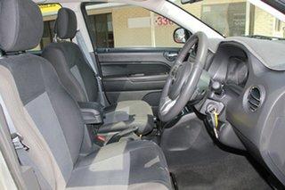 2014 Jeep Compass MK MY14 Blackhawk CVT Auto Stick Billet Silver 6 Speed Constant Variable Wagon
