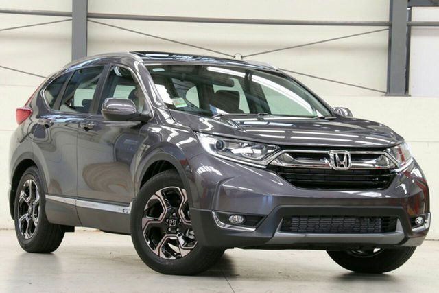 New Honda CR-V RW MY20 VTi-L FWD, 2020 Honda CR-V RW MY20 VTi-L FWD Modern Steel 1 Speed Constant Variable Wagon
