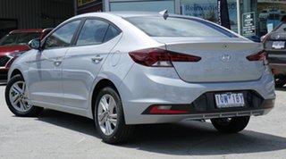 2019 Hyundai Elantra AD.2 MY19 Active Typhoon Silver 6 Speed Sports Automatic Sedan.