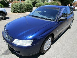 2002 Holden Commodore VY Executive 4 Speed Automatic Sedan