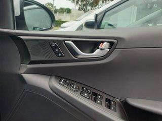 2019 Hyundai Ioniq AE.2 MY19 hybrid DCT Premium Platinum Silver 6 Speed Sports Automatic Dual Clutch