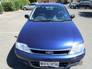 2001 Ford Laser KQ LXI 4 Speed Automatic Hatchback.