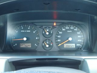 2008 Ford Territory SY SR2 RWD Silhouette 4 Speed Sports Automatic Wagon