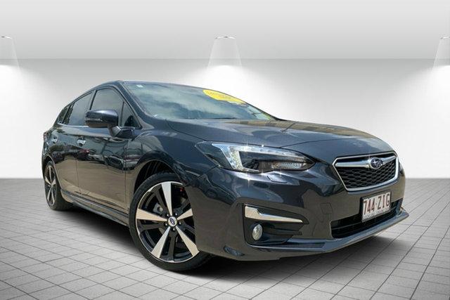 Used Subaru Impreza G5 MY17 2.0i-S CVT AWD, 2017 Subaru Impreza G5 MY17 2.0i-S CVT AWD Grey 7 Speed Hatchback