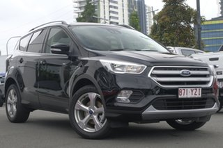 2019 Ford Escape ZG 2019.25MY Trend 2WD Shadow Black 6 Speed Sports Automatic Wagon.