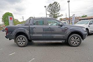 2019 Ford Ranger PX MkIII 2019.75MY Wildtrak Pick-up Double Cab Meteor Grey 6 Speed Sports Automatic