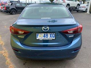 2017 Mazda 3 BN5238 SP25 SKYACTIV-Drive Blue 6 Speed Sports Automatic Sedan
