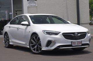 2018 Holden Commodore ZB MY18 VXR Liftback AWD White 9 Speed Sports Automatic Liftback.