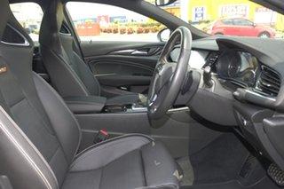 2018 Holden Commodore ZB MY18 VXR Liftback AWD White 9 Speed Sports Automatic Liftback