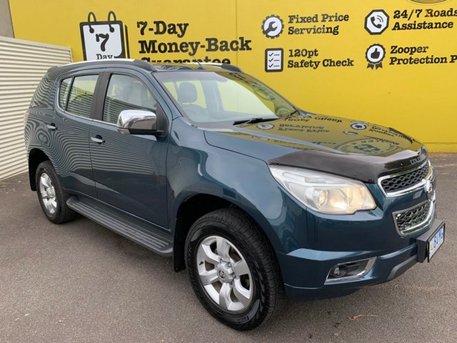 Used Holden Colorado 7 RG MY16 LTZ, 2015 Holden Colorado 7 RG MY16 LTZ Blue Mountain 6 Speed Sports Automatic Wagon