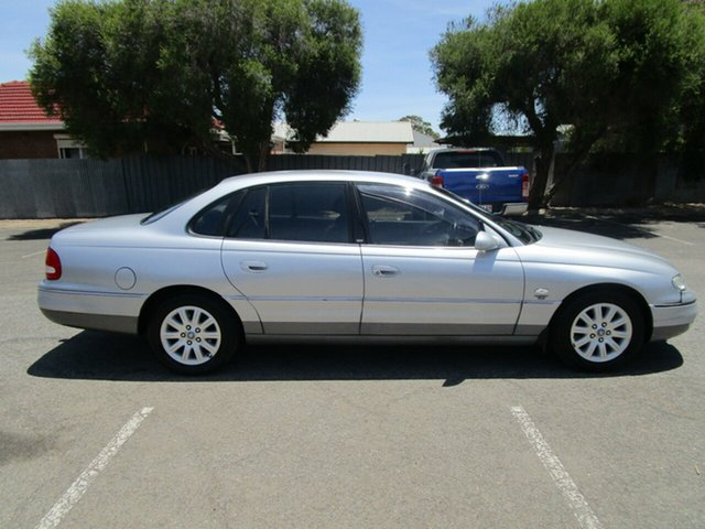 Used Holden Statesman WH V6, 2000 Holden Statesman WH V6 4 Speed Automatic Sedan