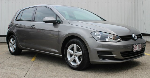 Used Volkswagen Golf VII MY14 90TSI DSG, 2014 Volkswagen Golf VII MY14 90TSI DSG Limestone Grey 7 Speed Sports Automatic Dual Clutch
