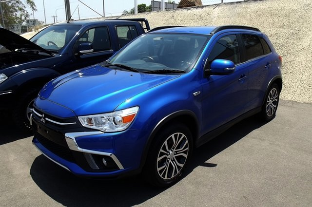 Used Mitsubishi ASX XC MY19 ES 2WD, 2018 Mitsubishi ASX XC MY19 ES 2WD Blue 6 Speed Constant Variable Wagon
