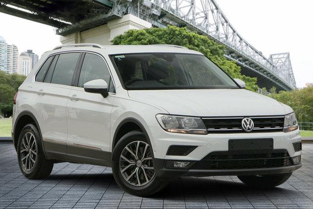 Used Volkswagen Tiguan 5N MY19 132TSI DSG 4MOTION Comfortline, 2018 Volkswagen Tiguan 5N MY19 132TSI DSG 4MOTION Comfortline White 7 Speed
