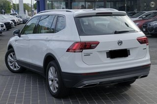 2018 Volkswagen Tiguan 5N MY18 110TDI DSG 4MOTION Comfortline Pure White 7 Speed.