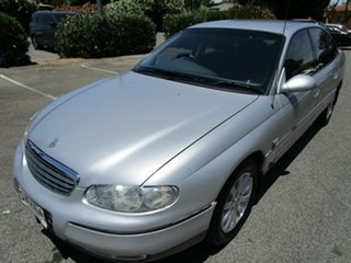 2000 Holden Statesman WH V6 4 Speed Automatic Sedan.