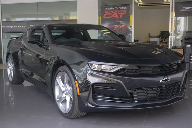 New Chevrolet Camaro MY19 2SS, 2019 Chevrolet Camaro MY19 2SS Mosaic Black 6 Speed Manual Coupe