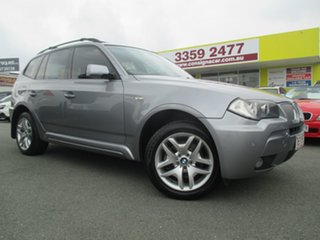 2007 BMW X3 E83 MY07 si Steptronic Grey 6 Speed Sports Automatic Wagon
