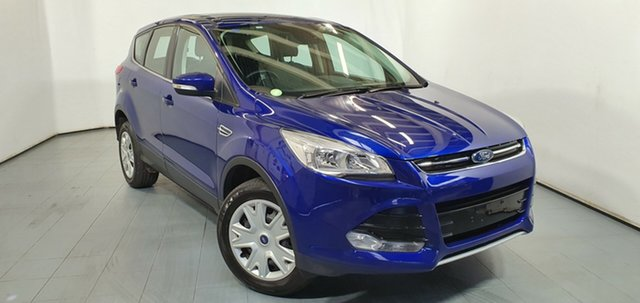 Used Ford Kuga TF MY16.5 Ambiente 2WD, 2016 Ford Kuga TF MY16.5 Ambiente 2WD Blue 6 Speed Sports Automatic Wagon