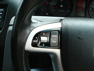 2010 Holden Ute VE II SS V Nitrate Silver 6 Speed Manual Utility