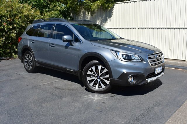 Used Subaru Outback B6A MY17 2.5i CVT AWD Premium, 2017 Subaru Outback B6A MY17 2.5i CVT AWD Premium Blue 6 Speed Constant Variable Wagon