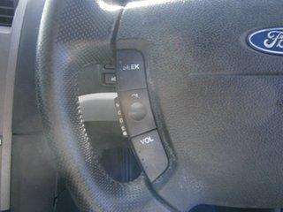 2008 Ford Falcon BF Mk II XR6 Ute Super Cab Grey 4 Speed Sports Automatic Utility