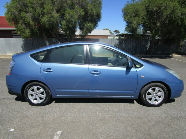 Used Toyota Prius NHW20R Hybrid, 2005 Toyota Prius NHW20R Hybrid Continuous Variable Hatchback