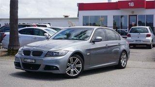 2010 BMW 325i Grey Automatic Sedan.