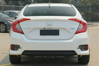 2020 Honda Civic MY20 VTi-LX Crystal Black Automatic Sedan