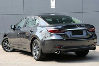2021 Mazda 6 GL1033 Sport SKYACTIV-Drive Machine Grey 6 Speed Sports Automatic Sedan.
