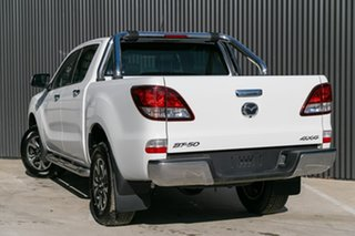 2018 Mazda BT-50 UR0YG1 GT Cool White 6 Speed Sports Automatic Utility