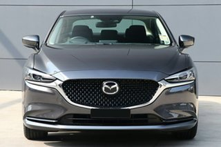 2021 Mazda 6 GL1033 Sport SKYACTIV-Drive Machine Grey 6 Speed Sports Automatic Sedan