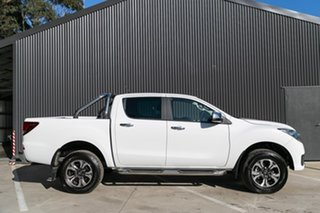 2018 Mazda BT-50 UR0YG1 GT Cool White 6 Speed Sports Automatic Utility.